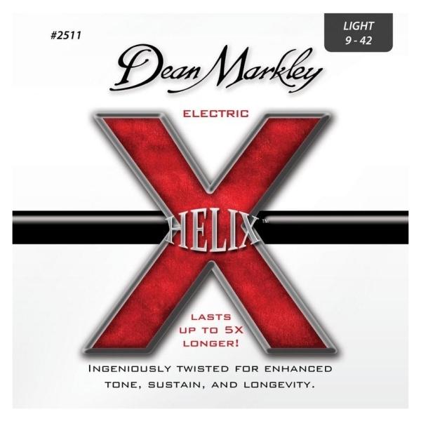 Dean Markley - [DM-2511-LT] Muta corde x chitarra elettrica [009-042)