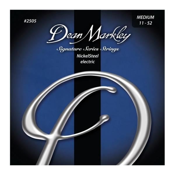 Dean Markley - [DM-2505-MED] Muta corde x chitarra elettrica - 011 / 052