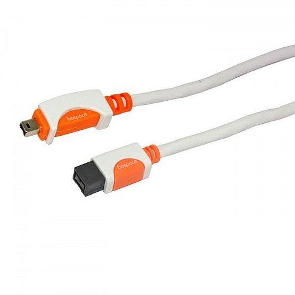 Bespeco - Silos - [SLF94300] Cavo Firewire 800/400 9 PIN/4PIN -  MT.3
