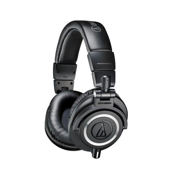 Audio Technica - [ATH-M50X] Cuffia monitoraggio Professionale