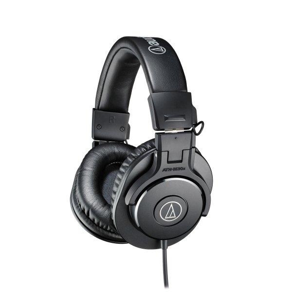 Audio Technica - [ATH-M30X] Cuffia di monitoraggio professionale