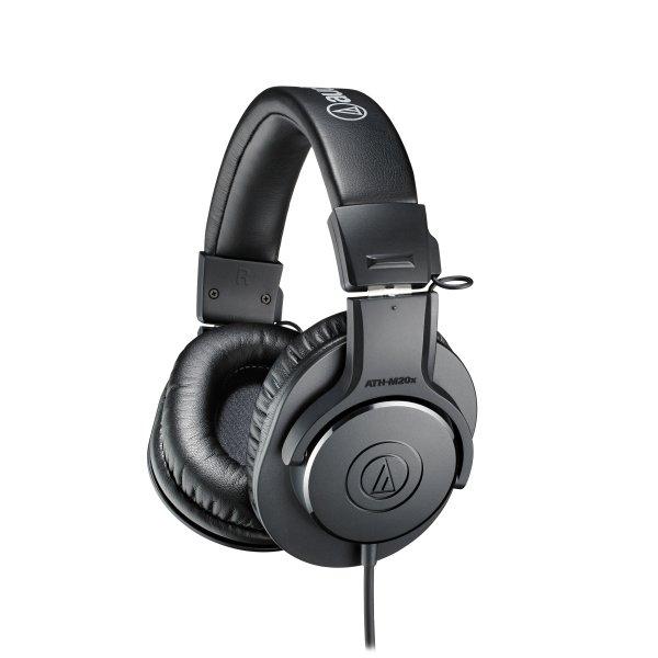 Audio Technica - [ATH-M20X] Cuffia monitoraggio professionale