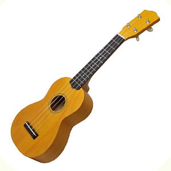 Mahimahi - [MS-YLL] Ukulele soprano Yellow