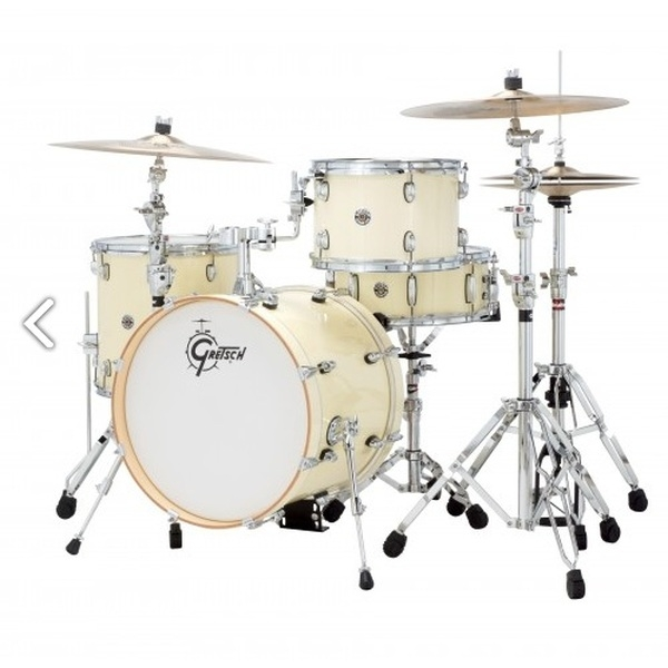 Gretsch - [CT1J484WC] Batteria Catalina Club - White Chocolate