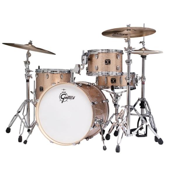 Gretsch - [CC1J404COS] Batteria Catalina Club Jazz - Copper Sparkle