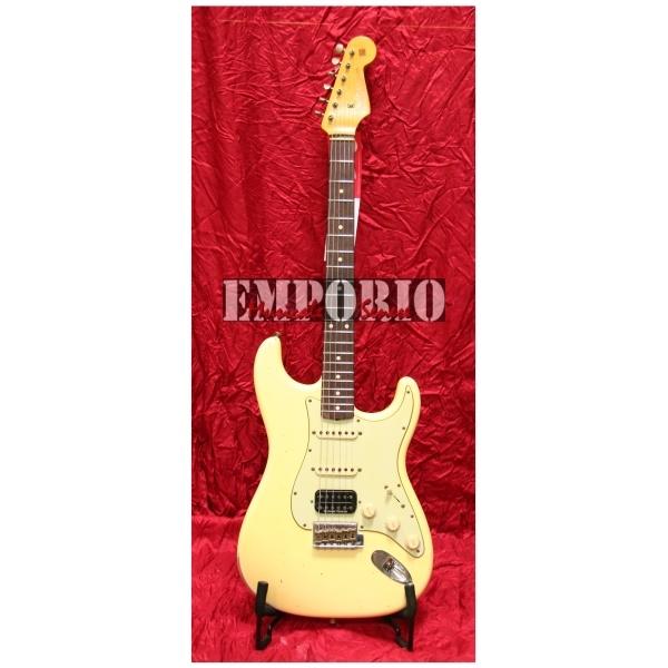 Fender - Custom Shop - [9238005001] Stratocaster 60'S Relic - Rw