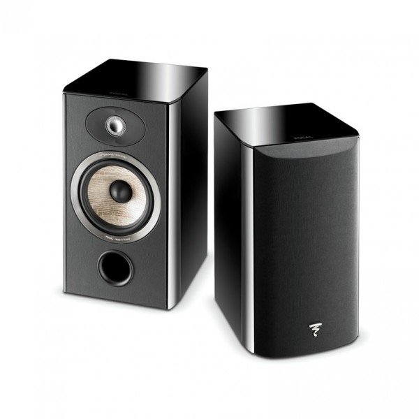 Focal - Serie Aria 900 - Aria 906 Black High Gloss Diffusori Compatti