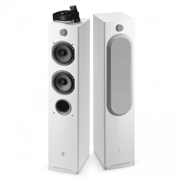 Focal - [JLEASYAW] EASYA Pack - Sistema amplificato wireless - White