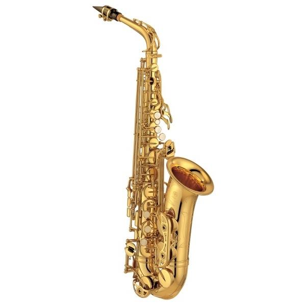Yamaha - Saxofono Contralto YAS62 (US)