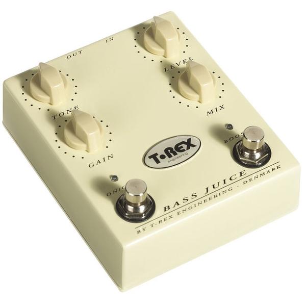 T-Rex - Bass Juice distorsione per basso