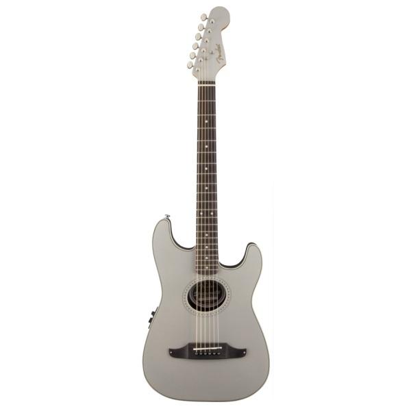 "Fender - [0968705024] Chitarra ""Stratacoustic Plus"" - Inca Silver"