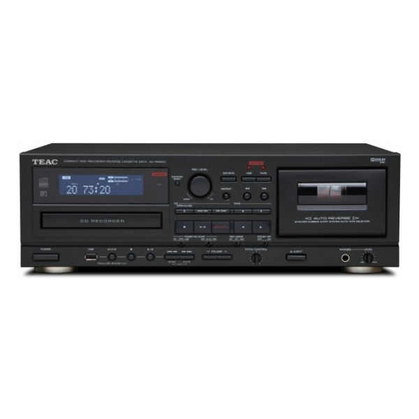 Teac - [AD-RW 900] Masterizzatore Cd + cassette - Usb