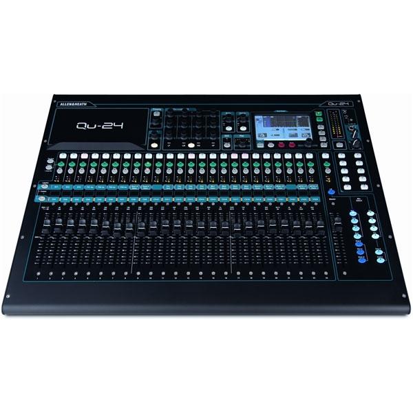 Allen & Heath - [QU-24] Mixer digitale