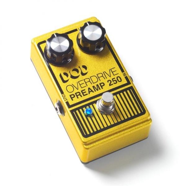 Dod - [DOD250-13] DOD 250 Overdrive/Preamp - Riedizione