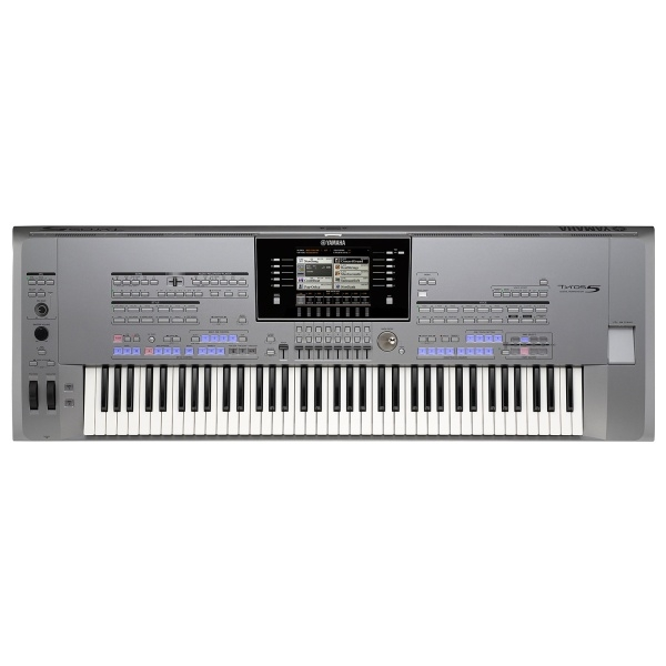 Yamaha - [TYROS5-76] Tastiera Arranger Workstation Tyros 5 - 76 Tasti