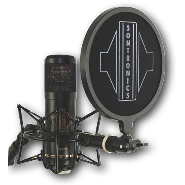 Sontronics - [STC-20 Pack] Microfono prof.le condensatore + set accessori