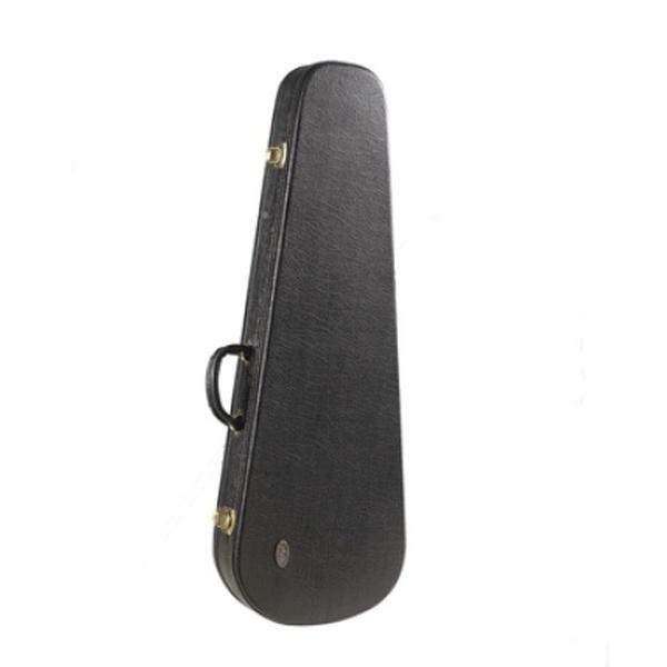 Vgv - [VG-271] Custodia Ovale in legno x chitarra elettrica