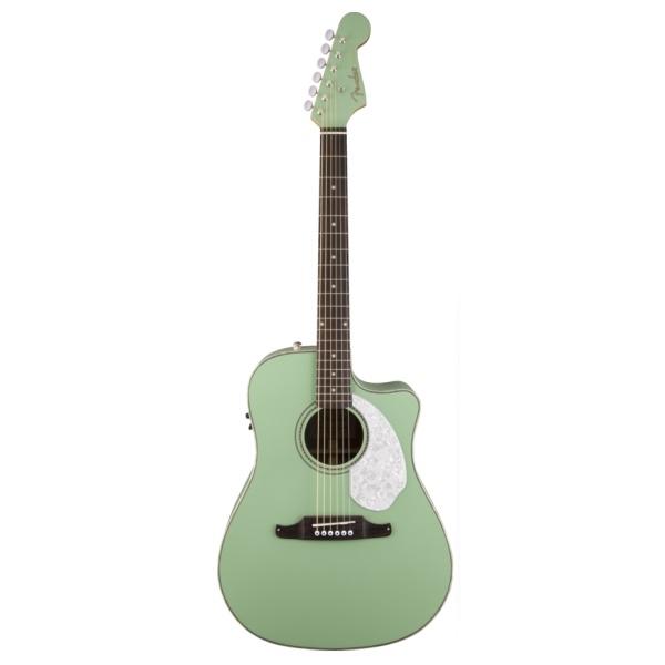 """Fender - [0968641057] Chitarra acustica """"Sonoran SCE"""" - Surf Green"""