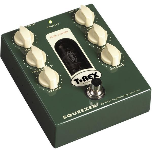 T-Rex - Squeezer compressore valvolare
