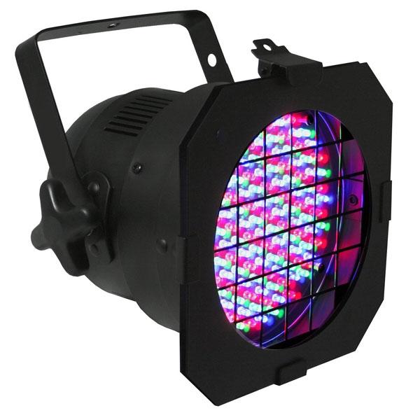 American DJ - [LED PAR 56 PLUS SHORT BLACK]