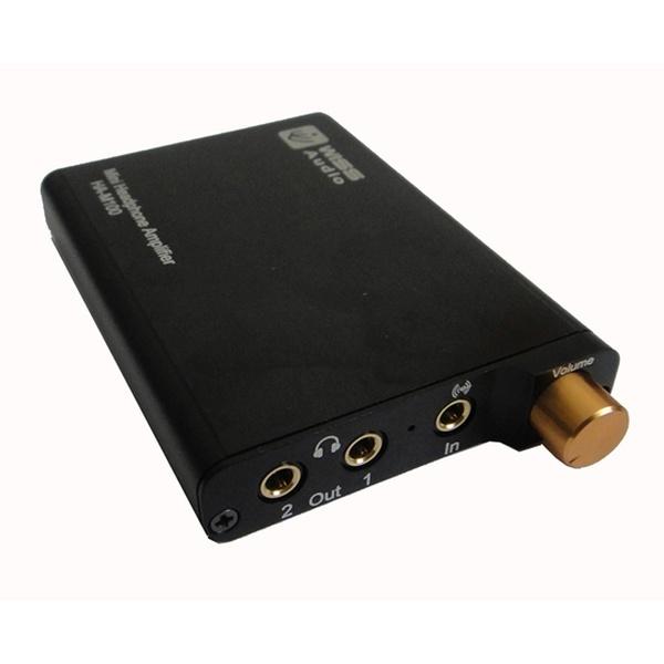 Wiss Audio - [WA HA-M100] Amplificatore portatile x cuffia - Sound Gun 1