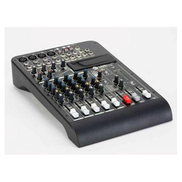 Rcf - LIVEPAD - [L-PAD8CX] Mixer 8 canali con effetti