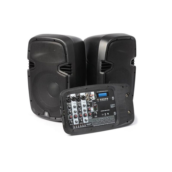 Skytec - [PSS-300] Impianto audio con mixer integrato