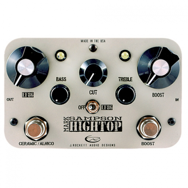"J. Rockett - Signature - ""HIGHTOP"" Mark Sampson - AC30/Boost Effect"