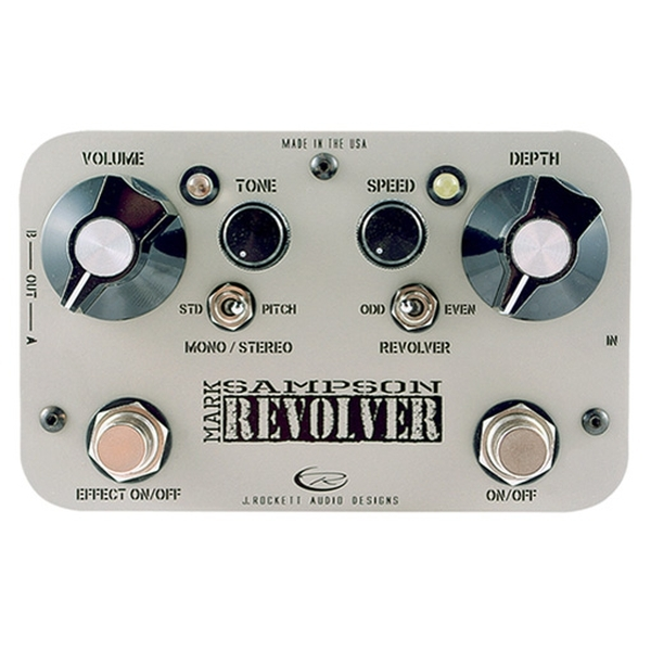 "J. Rockett - Signature - ""REVOLVER"" Mark Sampson - Stereo Splitter"