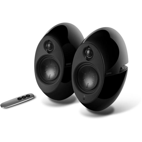 Edifier - LUNA ECLIPSE - Diffusori Bluetooth 2.0 - Nero