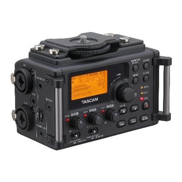 Tascam - [DR 60D] PCM Recorder / Mixer x DSLR