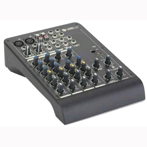 Rcf - LIVEPAD - [L-PAD6] Mixer 6 canali