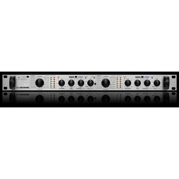 TC Electronic - C300 Doppio compressore/gate stereo