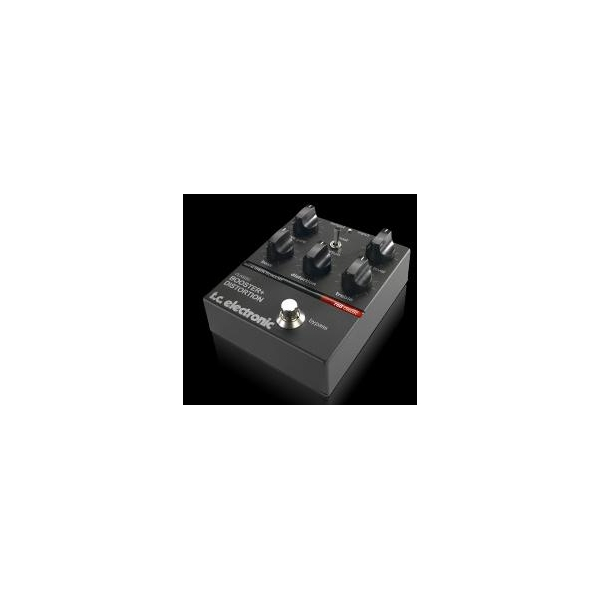 TC Electronic - Classic Booster - Distortion