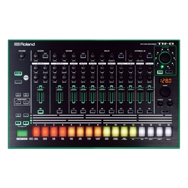 Roland - Aira - [TR8] Rythm Performer - Drum Machine