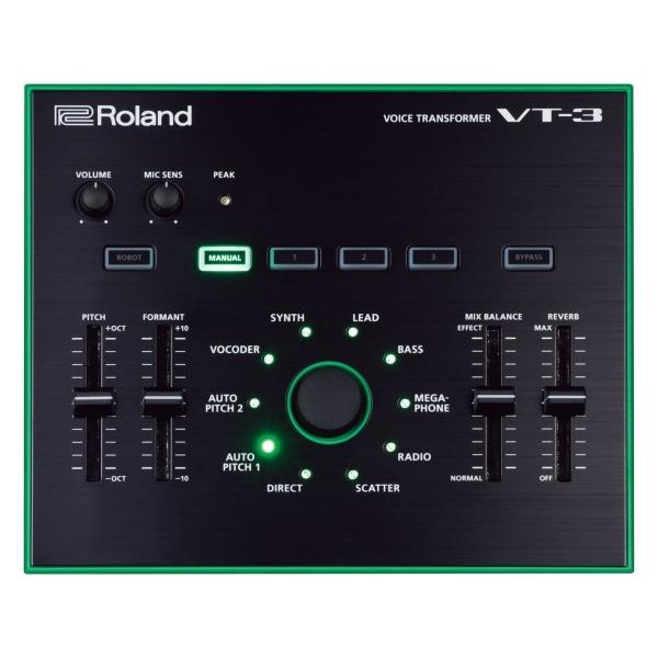 Roland - Aira - [VT3] Voice Transformer