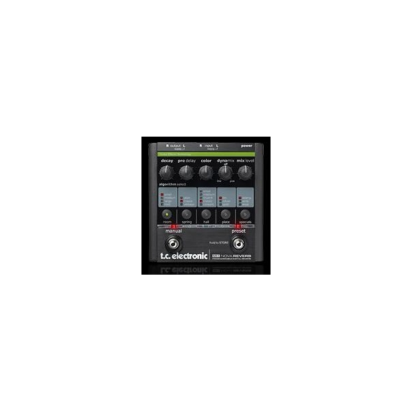 TC Electronic - NR-1 Nova Reverb