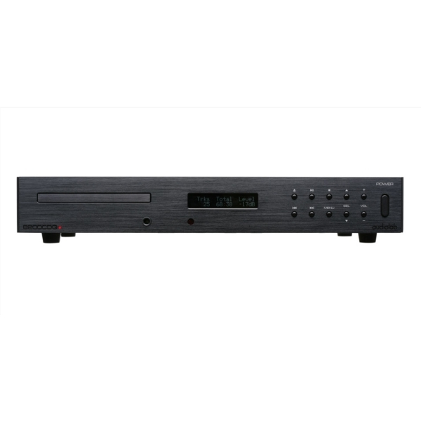 Audiolab - Serie 8200 - CDQ V12E - Lettore Cd - Alluminium Black