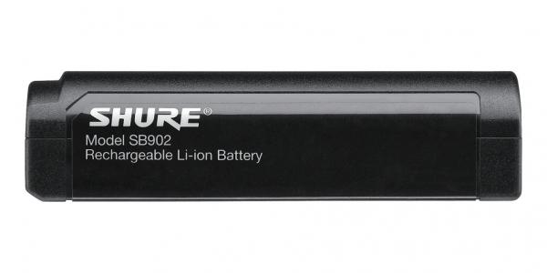 Shure - SHURE - SB902 BATTERIA RICARICABILE PER GLXD E MXW2
