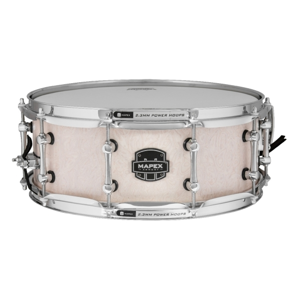 Mapex - [ARMW4550KCAI] Armory Pacemaker - Rullante Acero/Noce
