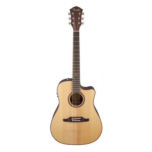 Fender - [0968691021] F-1000CE Dreadnought Cutaway / RW - Natural