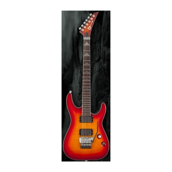 Charvel - Desolation - [2931311515]  DX1- FR -Mn / Cherry Sunburst