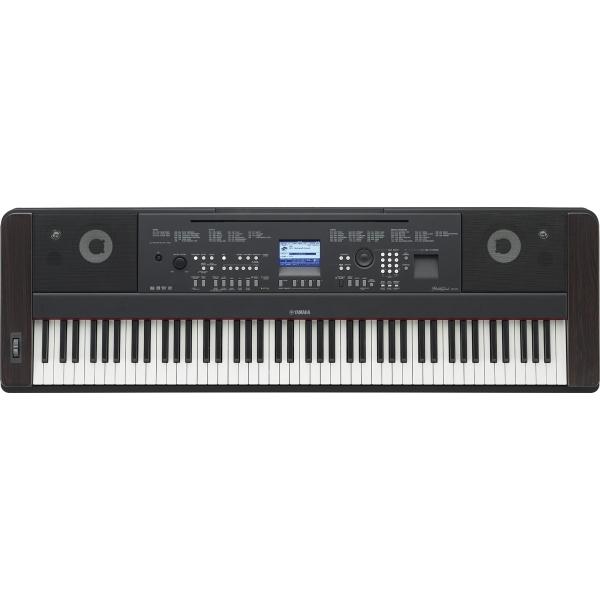 "Yamaha - [DGX650B] ""Portable Grand""- Piano digitale - Nero"