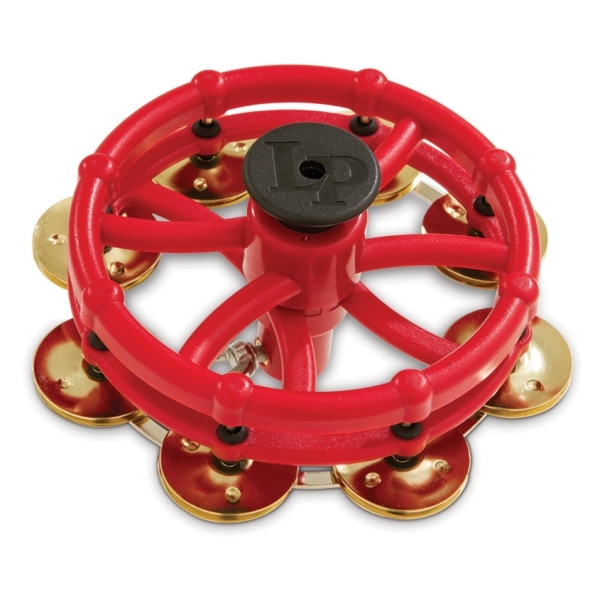 Lp Latin Percussion - [LP193B] Click Hi Hat Tambourine