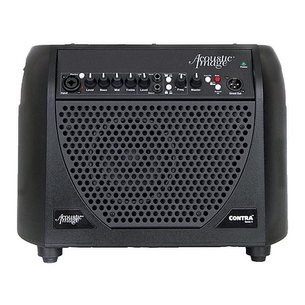Acoustic Image - [650BA] CONTRA S4 Ampli combo per basso