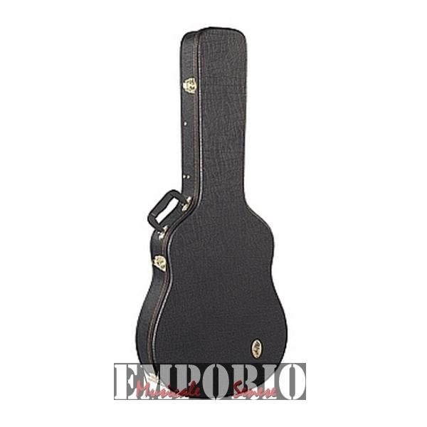 Vgv - [CS-335] Custodia rigida il legno x 335 Gibson