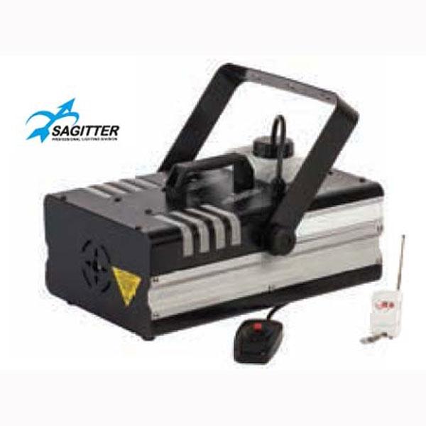 Sagitter - [ARS1501] Macchina del fumo 1500W DMX