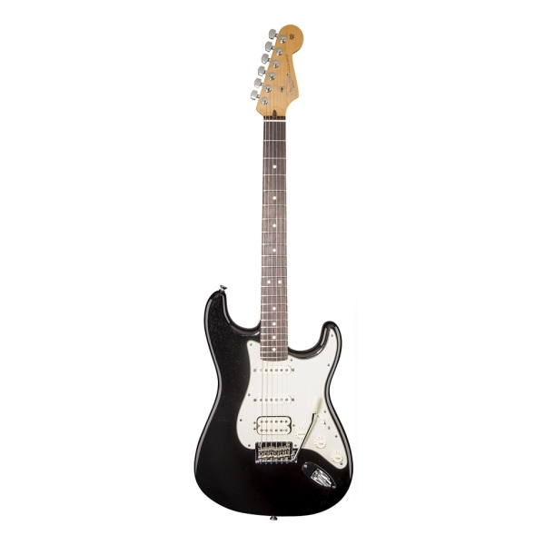 Fender - American Deluxe - [0118110710] Stratocaster Plus Hss  MBLK - Rw