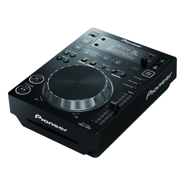 Pioneer - [CDJ-350-K] Multilettore performance x Dj - RekordBox - Nero
