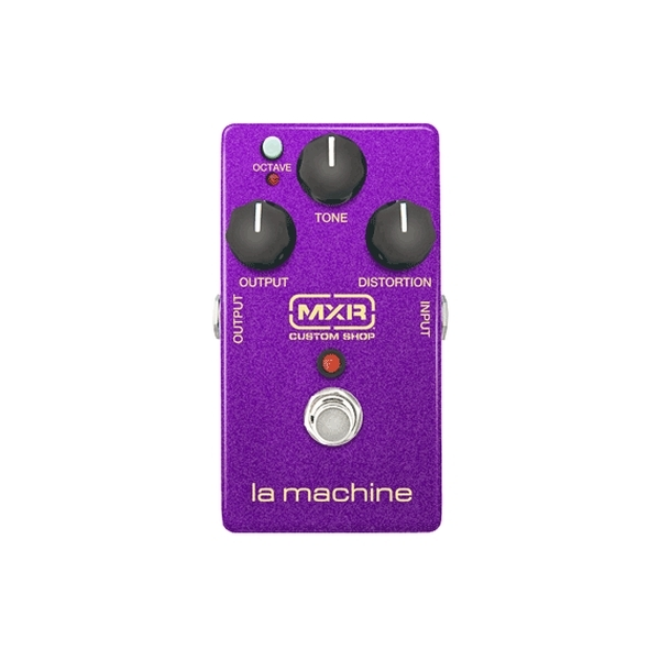 "Dunlop - [CSP203] Custom Shop Series - ""La Machine"" Retro Fuzz"